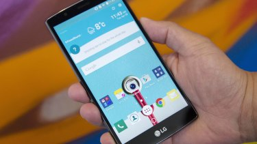 The LG G4 will be the first phone in Australia to ship with Android 5.1 Lollipop, and also the first one with a Sanpdragon 808 processor.