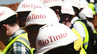Rio Tinto paid $US4.5 billion in tax in 2015.
