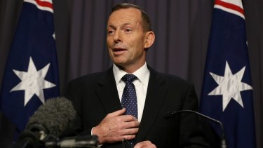 Prime Minister Tony Abbott promised he would change. He hasn't.