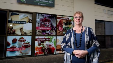 Green Living Australia owner Valerie Pearson has seen and increased interest in DIY products over the last seven years.