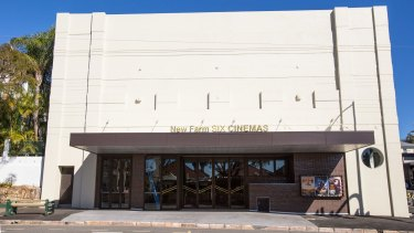 The cinema has stood on Brunswick Street for almost a century.