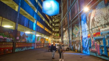 New Zealand's capital, Wellington, offers plenty of surprises along its many laneways.