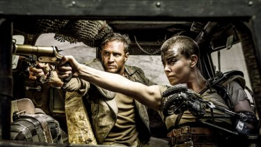 <i>Mad Max: Fury Road</i> featured in the top 20.