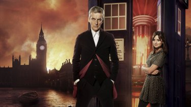 The new Doctor has an old face, but those wrinkles go to waste when the ABC only screens <em>Doctor Who</em> in standard-definition.