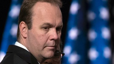 Rick Gates, campaign aide to Republican presidential candidate Donald Trump, was indicted on charges including conspiracy and money laundering.