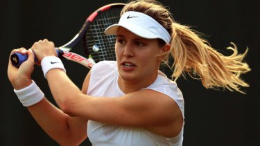 Fan favourite Eugenie Bouchard will also compete in Hobart.