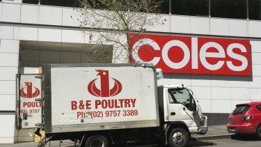 One of Baiada's contractors supplying major retailers including Coles. Photo supplied.