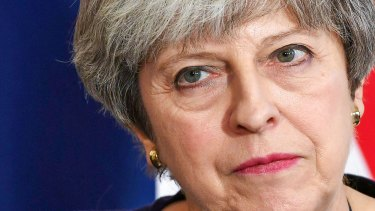 Theresa May, UK prime minister, is heading to Brussels in hope of signing a divorce agreement.