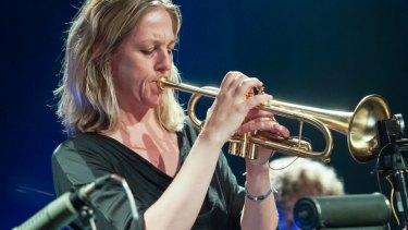 Ingrid Jensen.