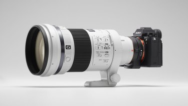 A professional-grade camera calls for professional grade lenses, which will blow out the cost even more.