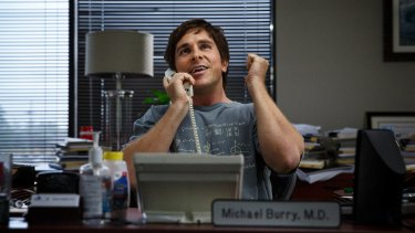 Christian Bale starred in <I>The Big Short</I>.