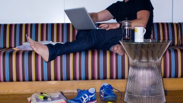 Working from home can be as productive as being in the office - or even more so.