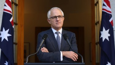 Prime Minister Malcolm Turnbull may be saved by the fact that Senate support is required to allow the vote.