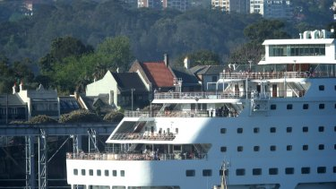 Tied up: White Bay Cruise Terminal has attracted hundreds of complaints since its 2013 opening.