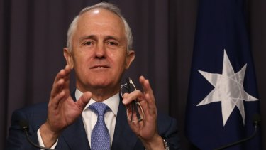Prime Minister Malcolm Turnbull needs to widen the net on who he listens to on tax reform. Photo: Andrew Meares