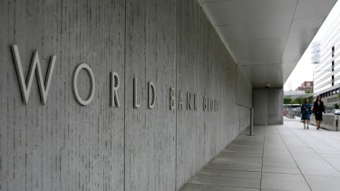 An Oxfam report has raised concerns about the World Bank's lending model.