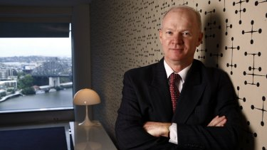 A man of 'uncompromising integrity'...Wayne Goss.