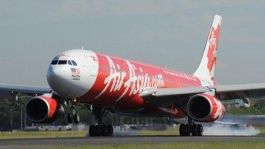 The AirAsia flight was bound for Kuala Lumpur.