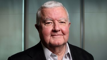 """""""Don't flinch"""": Advice from outgoing Chief Scientist, Professor Ian Chubb."""
