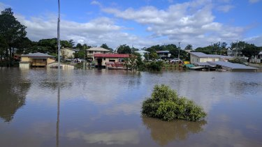 Cyclone Debbie has had a ''significant bearing on economic activity''.
