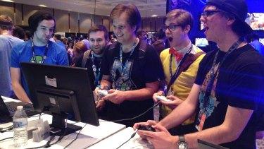 The Academy of Interactive Entertainment has an incubator program for graduates.