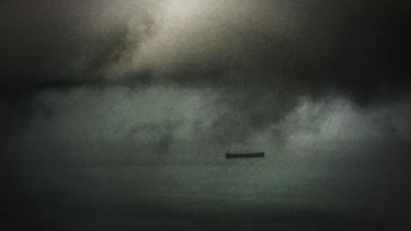 <i>The Tempest</i> won first prize in the mobile category of Head On Photo Festival 2017.
