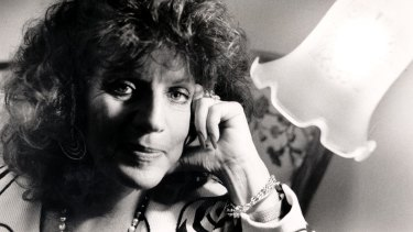 Zara Powell, the most famous madam at A Touch of Class, in 1989.