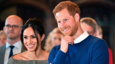 Britain's Prince Harry and Meghan Markle are set to marry.