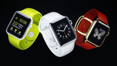 Time to sell: The Apple Watch is coming soon.