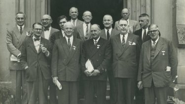 Founders of the RACGP, Dr Sarah Newman