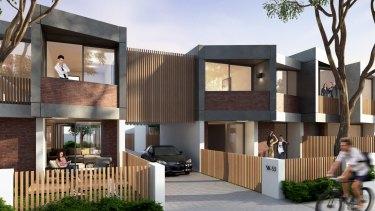 Terraces winner Bridie Gough Platform Architects.