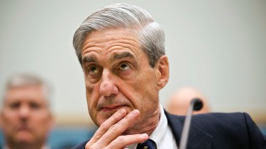 "Special counsel Robert Mueller is investigating ""the Russia thing""."