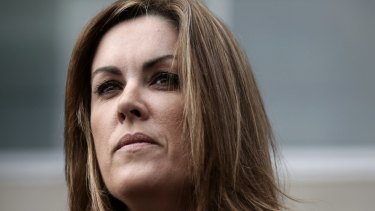 Peta Credlin is the former chief of staff to Tony Abbott.