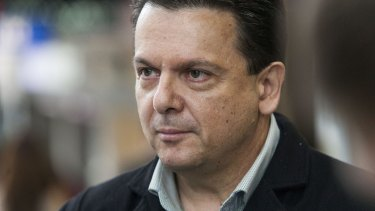 Nick Xenophon may well help decide who forms the next government.