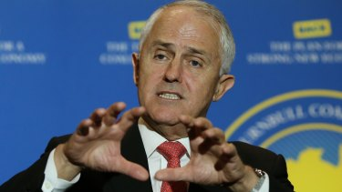 Malcolm Turnbull's Monday return to the Q&A set for the first time since last February just might be his most daring move in this risk-averse campaign to retain government.