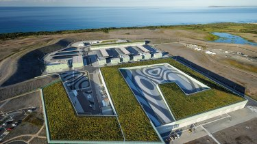 Victoria's Desalination Plant, near Wonthaggi.