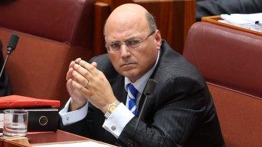 Senator Arthur Sinodinos faces possible censure over his refusal to front a Senate inquiry.