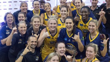 WNBL players are winners off-court with a new pay deal.