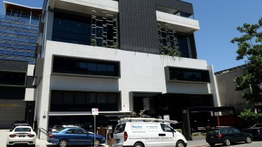 Teresa Gambaro moved her electorate office into 5 Kyabra Street, Newstead, earlier this year.