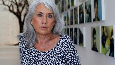 White Rabbit founder, Judith Neilson, in her Chippendale, Sydney gallery.