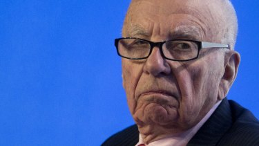 The internet has no respect for the establishment and is a furiously strong levelling agent: News Corp chief Rupert Murdoch.