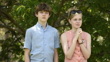 Charlie (Levi Miller) and Eliza  (Angourie Rice): Exploring changing feelings about friends, family and morality.