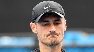 Bernard Tomic lost his do-or-die qualifier.