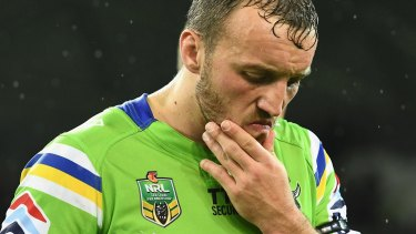 """Hooker Josh Hodgson says the Green Machine will be """"better for the experience"""" of losing to the Storm."""