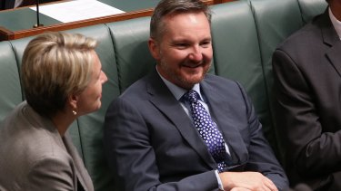 Chris Bowen says Labor's position on supply has been clear since 1975 and that it was not Labor which had 'a tradition of blocking supply'.