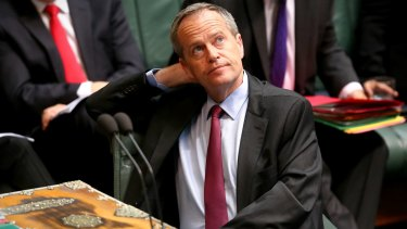 Opposition Leader Bill Shorten has campaigned hard on income inequality in Australia.