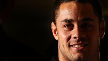 Rugby option: Jarryd Hayne.
