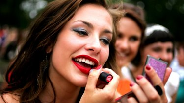"""Research suggests """"cosmeceuticals"""" or """"functional coloured cosmetics"""" such as foundation, powder, blush, eyeshadow, eyeliner, mascara and lipstick are the second most important anti-ageing products to use after sunscreen."""