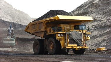 Thanks to the rebound in commodities such as coal, miners are hauling in the profits again.