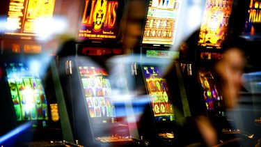 In Fairfield, pokie gamblers pushed $7.6 billion through 3300 machines during 2014-15.
